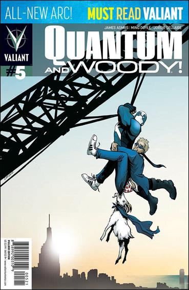 Quantum & Woody (2013) 5-B by Valiant Entertainment
