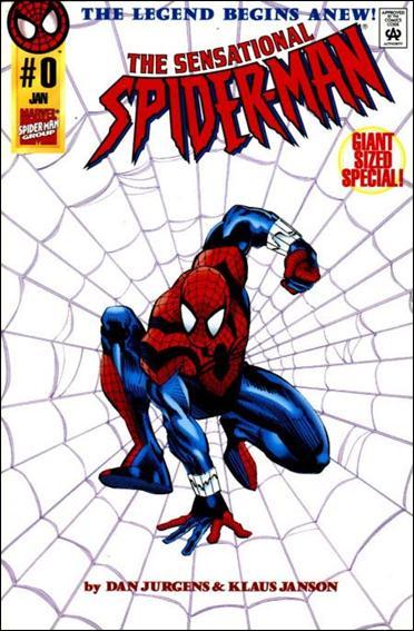 Sensational Spider-Man (1996) 0-C by Marvel