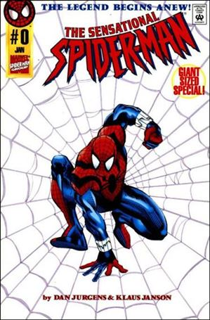Sensational Spider-Man (1996) 0-C