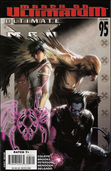 Ultimate X-Men (2000) 95-A by Marvel