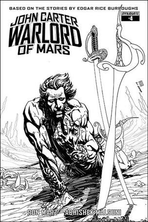 John Carter: Warlord of Mars (2014) 4-E