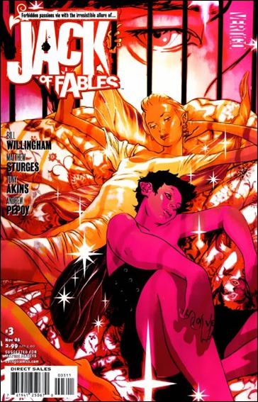 Jack of Fables 3-A by Vertigo
