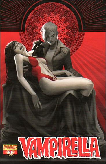 Vampirella (2010) 7-A by Dynamite Entertainment