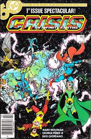 Crisis on Infinite Earths 1-B