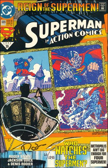 Action Comics (1938) 689-B by DC