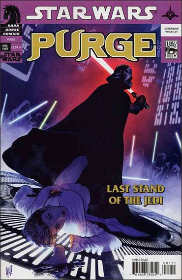 Star Wars: Purge nn-A by Dark Horse