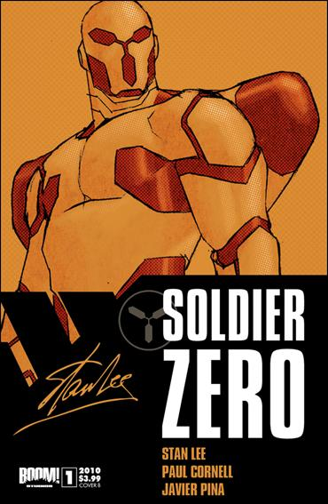 Soldier Zero 1-B by Boom! Studios