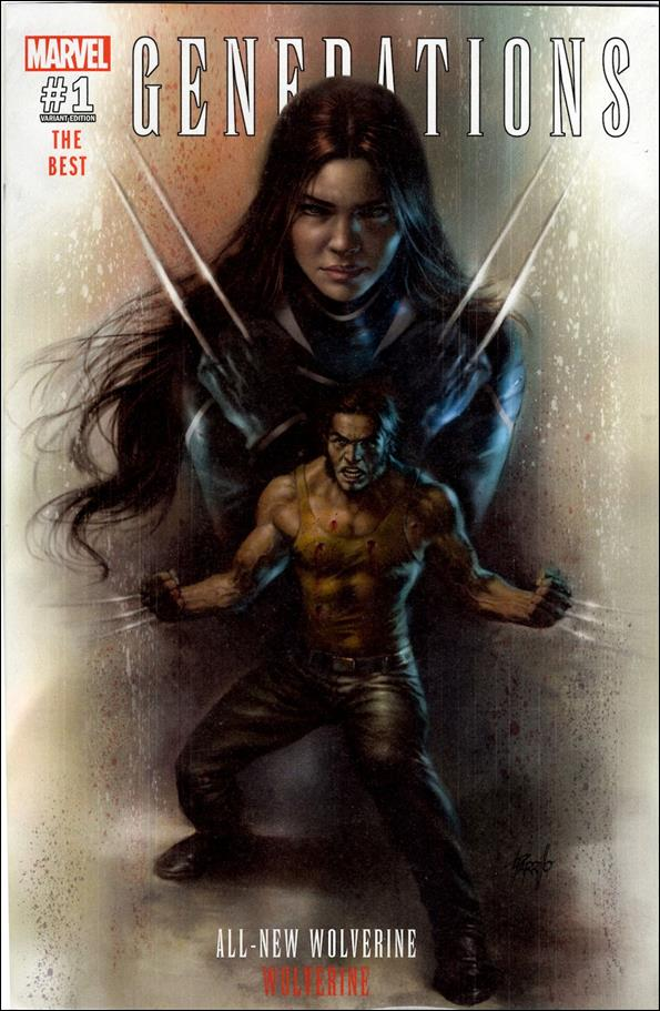 Generations: Wolverine & All-New Wolverine 1-F by Marvel