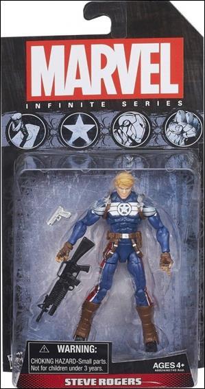 Marvel Infinite Series Steve Rogers