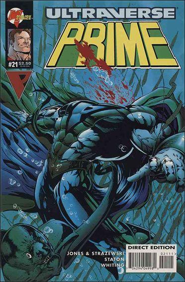 Prime (1993) 21-A by Malibu