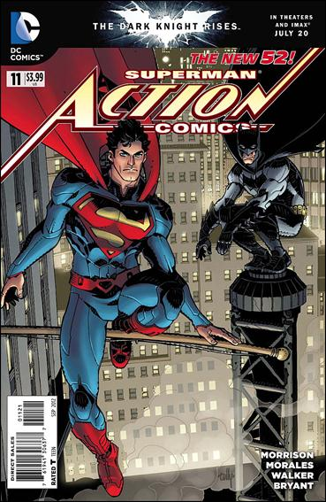 Action Comics (2011) 11-D by DC