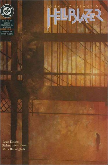 Hellblazer 16-A by Vertigo