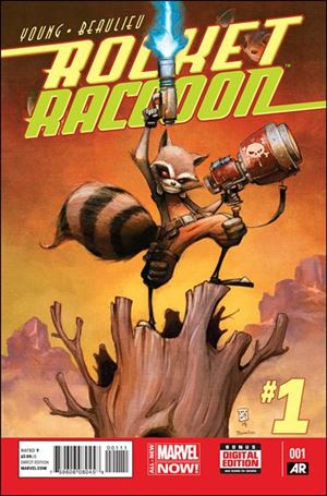Rocket Raccoon (2014) 1-A