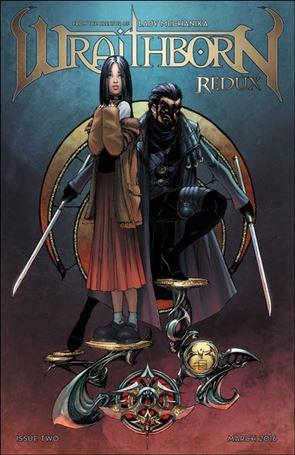 Wraithborn Redux 2-A