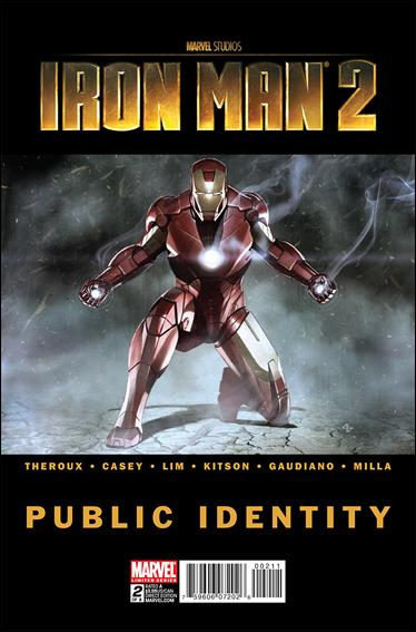 Iron Man 2: Public Identity 2-A by Marvel
