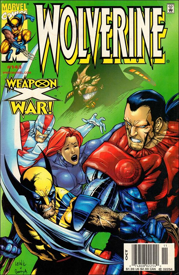 Wolverine (1988)  143-A by Marvel