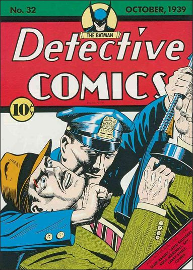 Detective Comics (1937) 32-A by DC
