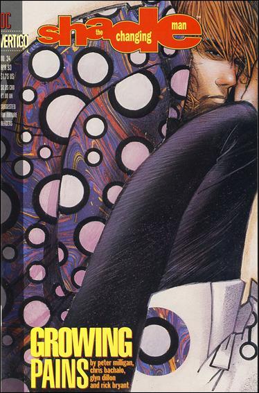 Shade, the Changing Man (1990) 34-A by Vertigo