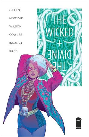 Wicked + the Divine 24-A