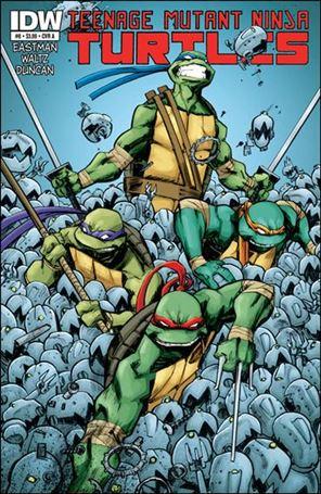 Teenage Mutant Ninja Turtles (2011) 8-A