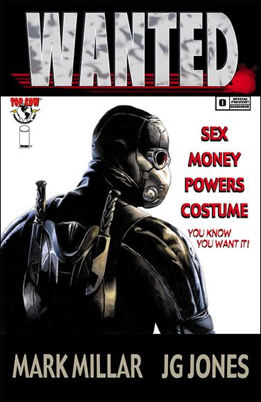 Wanted (2003) 0-A by Top Cow