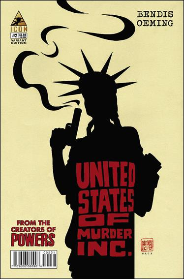 United States of Murder Inc. 2-B by Icon