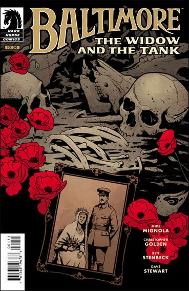 Baltimore: The Widow and the Tank 1-A by Dark Horse