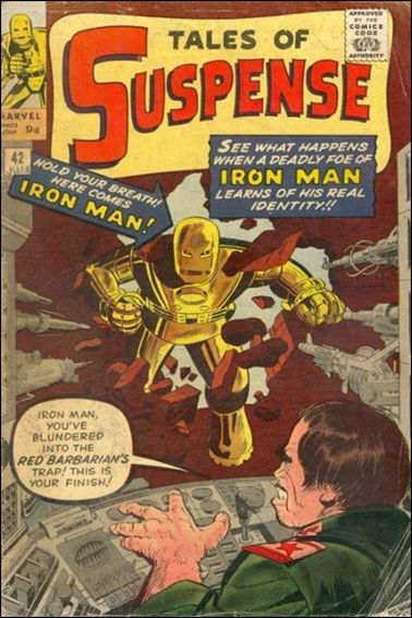 Tales of Suspense (1959) 42-B by Marvel