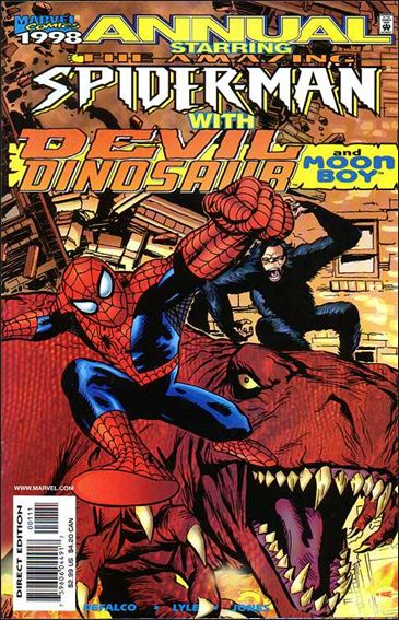 Amazing Spider-Man Annual '1998'-A by Marvel