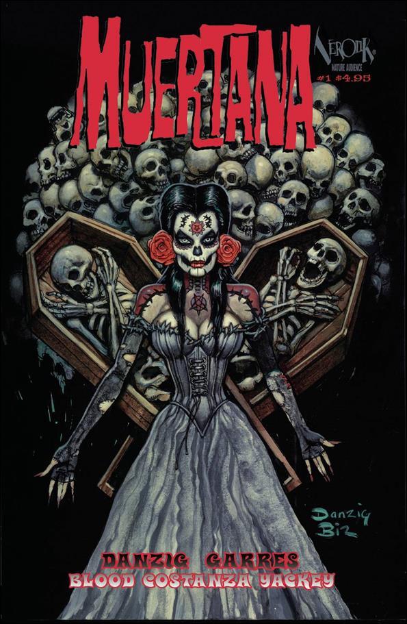 Muertana 1-A by Verotik