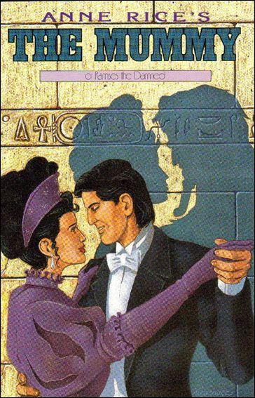 Anne Rice U0026 39 S The Mummy Or Ramses     4 A  Mar 1991 Comic