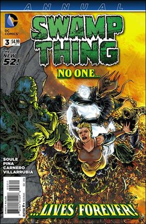 Swamp Thing Annual (2012) 3-A