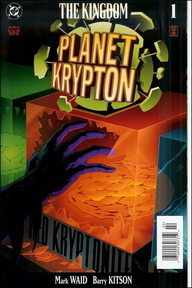 Kingdom: Planet Krypton 1-A by DC