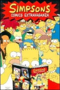 Simpsons Comics 1-A by HarperPerennial