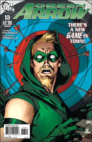 Green Arrow (2010/08) 13-A