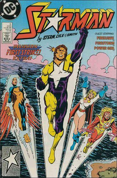 Starman (1988) 5-A by DC