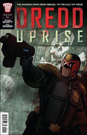 Dredd: Uprise 1-A