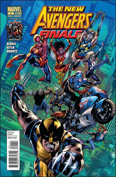 New Avengers Finale 1-A by Marvel