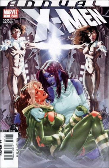 X-Men Annual '1'-A by Marvel