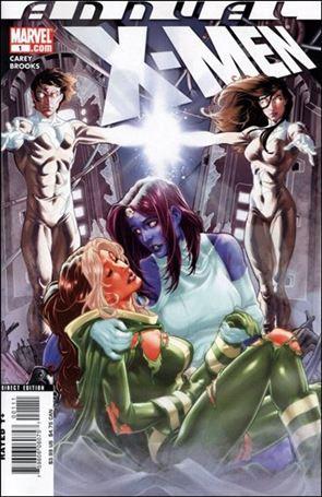 X-Men Annual '1'-A