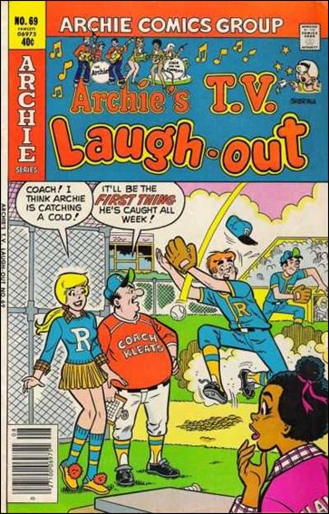 Archie's TV Laugh-Out 69-A by Archie