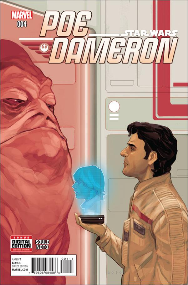 Poe Dameron 4-A by Marvel