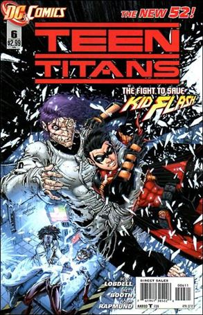 Teen Titans (2011) 6-A