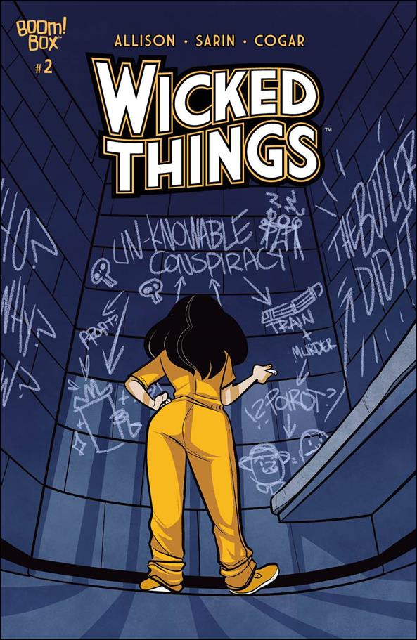 Wicked Things 2-A by Boom! Box
