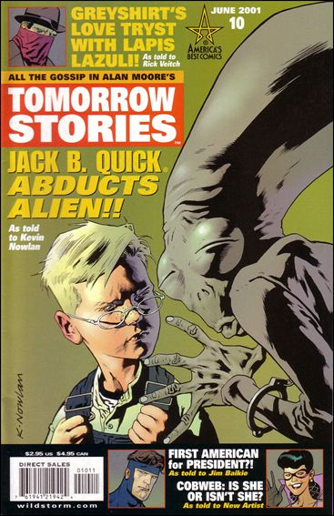 Tomorrow Stories 10-A by America's Best Comics