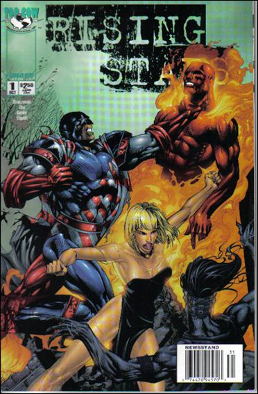 Rising Stars 1-F by Top Cow