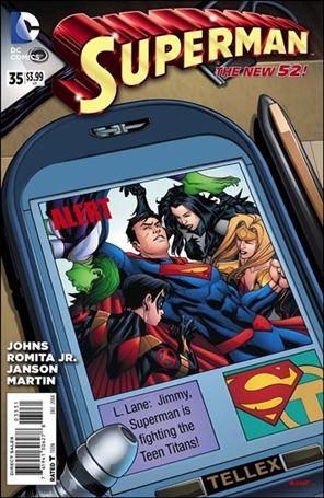 Superman (2011) 35-E