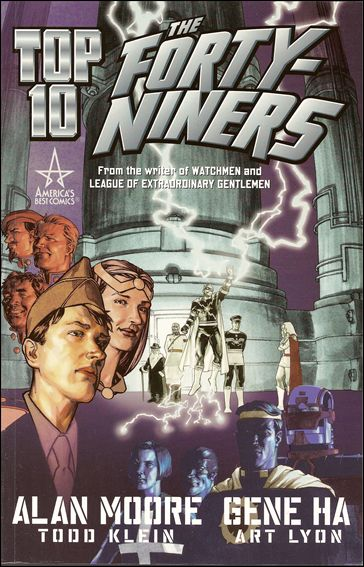 Top 10: The Forty-Niners nn-A by America's Best Comics