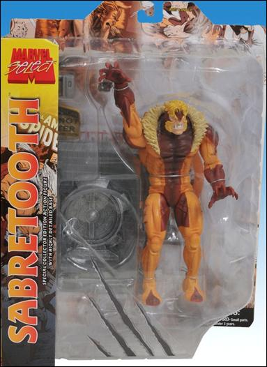 Marvel Select Sabretooth by Diamond Select