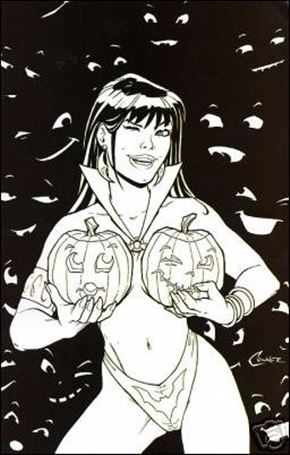 Vampirella 2006 Halloween Special 1-E